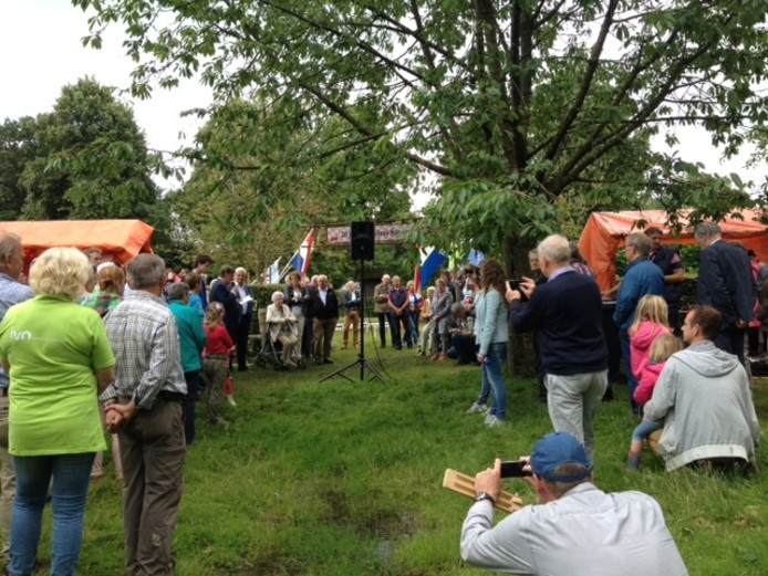De Kersenboomgaard Uden bestaat 20 jaar en viert feest.