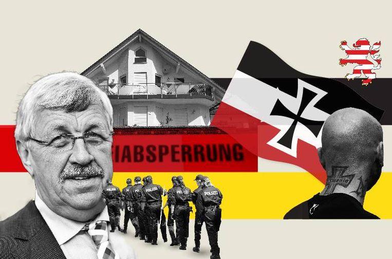 Walter Lübcke Beeld Brechtje Rood