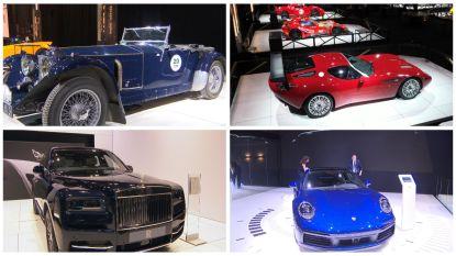 VIDEO. Koop eens een Bugatti van 2,5 miljoen euro op het Autosalon
