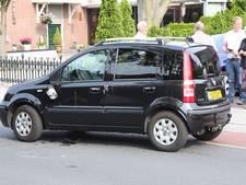 Aanrijding tussen 2 auto's in Rijssen