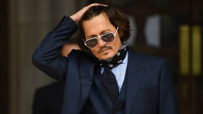 Redt Tim Burton de carrière van Johnny Depp? Rol in reboot 'The Addams Family' mogelijk