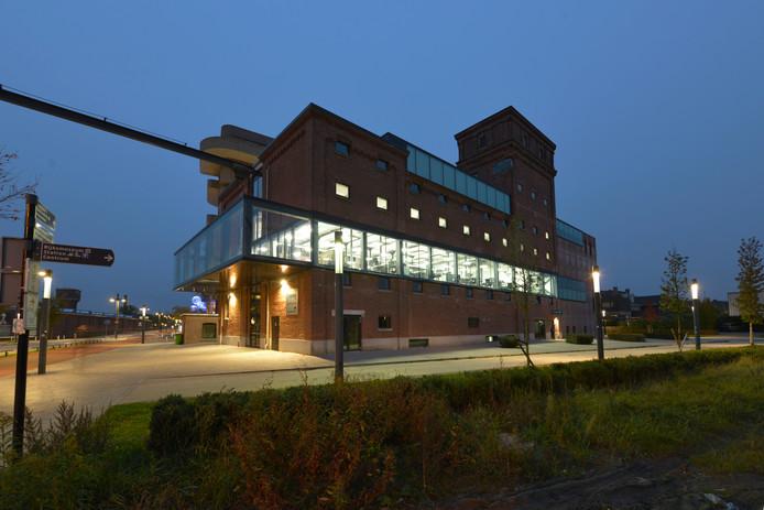 Het Balengebouw in Enschede