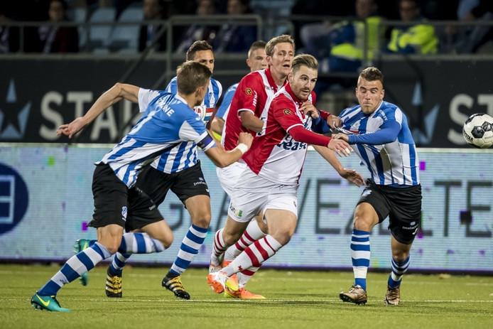 FC Eindhoven - FC Emmen.