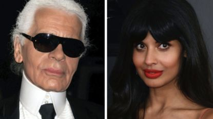 """Britse actrice bikkelhard voor Karl Lagerfeld: """"Hij was een meedogenloze, vet-vrezende vrouwenhater"""""""
