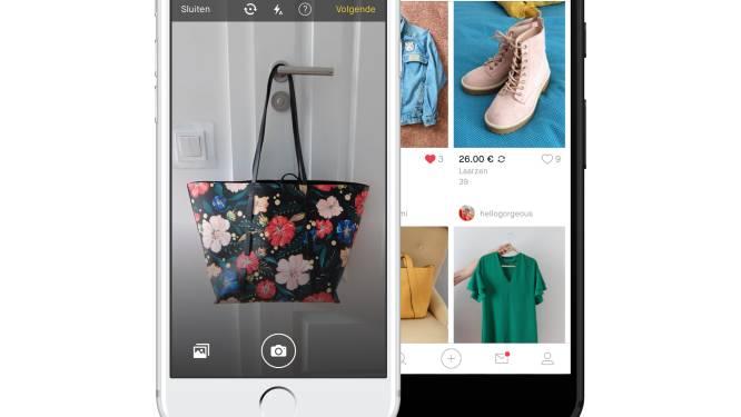 """Miljoen Belgen gebruiken Vinted-app: """"Kledij doorverkopen is een miljardenbusiness"""""""