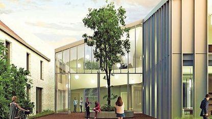 Nieuw gemeentehuis bijna volledig uit glas