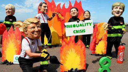 G7-top in Biarritz belooft herrie: over deze onderwerpen buigen de wereldleiders zich