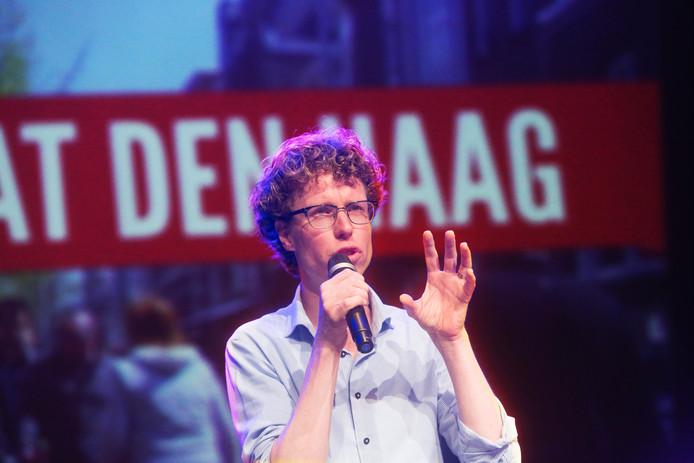 PvdA-lijsttrekker Martijn Balster wil na de verkiezingen van maart ook niet met de PVV samenwerken.