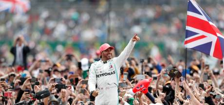 Journalisten vinden Lewis Hamilton de beste, Sifan Hassan vijfde