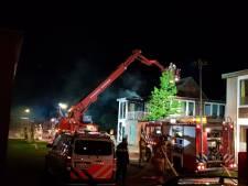 Brand bij azc in Winterswijk aangestoken: geen gewonden
