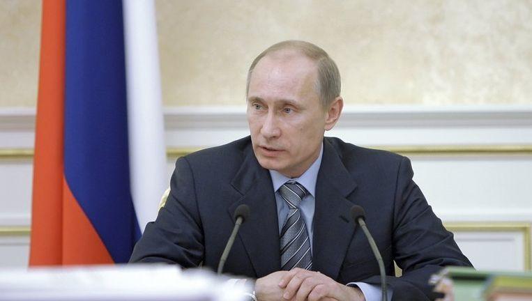 Vladimir Poetin. © reuters Beeld reuters