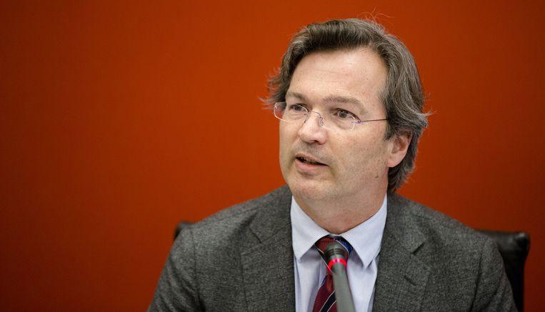Arno Visser, president van de Algemene Rekenkamer. Beeld ANP
