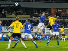 FC Den Bosch buigt pas laat voor koploper NAC