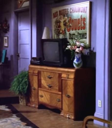 Combien vaut l'appartement de Monica et Rachel dans Friends?