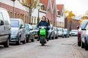 De groene electrische scooter van Go Sharing: er rijden er 250 in Eindhoven