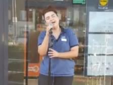 Une employée de Lidl fait le buzz avec ses performances vocales