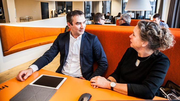 Jan Swaag, fractievoorzitter van de lokale VVD: Ík vind het nu te gemakkelijk om te concluderen dat er iets structureel fout zit in de organisatie.' Beeld null