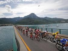 Eurosport blijft Tour de France tot 2023 integraal uitzenden