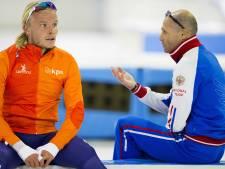 Schaatscoach Poltavets stopt in Rusland en wil baan in Nederland