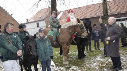 Sint-Elooiviering op Hasseltberg