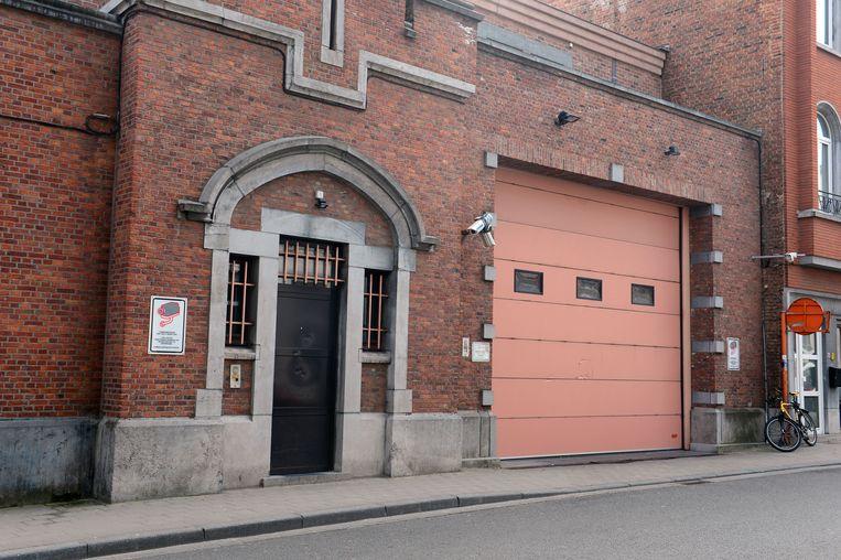 Illustratie: de Leuvense hulpgevangenis.