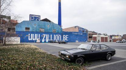 Beruchte Antwerpse discotheek Zillion leeft voort in straatnaam