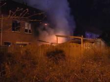 Veel schade door woningbrand in Hengelo