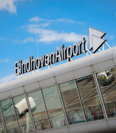 Eindhoven Airport in trek bij vroegboekers Vliegtickets.nl