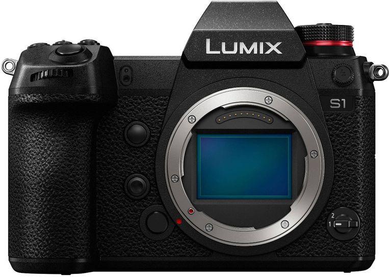 De Lumix S1.