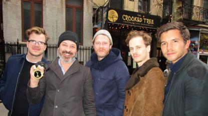 """Matteo Simoni in New York: """"Zo heeft Callboys mijn leven veranderd"""""""