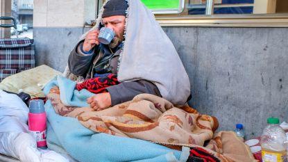 Brussels Gewest voorziet 3.200 plaatsen voor winteropvang