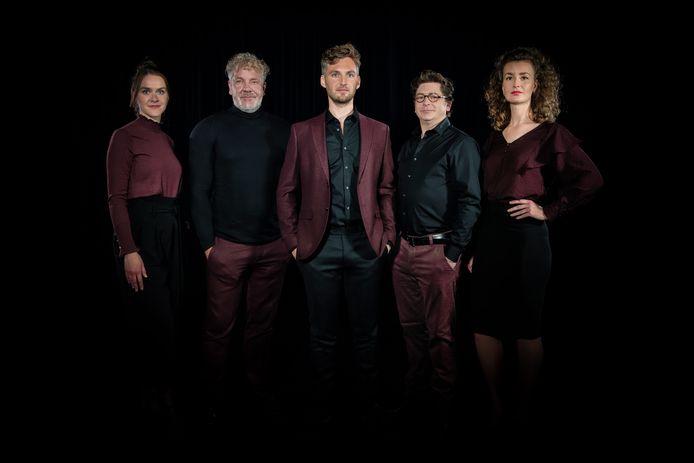 De cast van Hugo de Groot