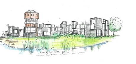 Nieuwe poging voor wooncomplex 'Hof van Heden' in Almelo