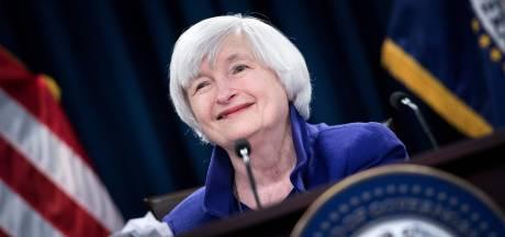 VS krijgt eerste vrouwelijke minister van Financiën ooit