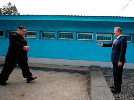 Olijke Kim belooft wereld niet meer uit slaap te halen met raketproeven