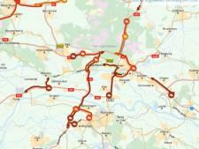 Verkeersinfarct rond Arnhem en Nijmegen lost eindelijk op