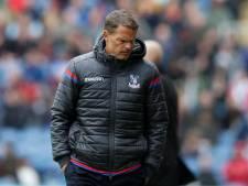 Crystal Palace ontslaat De Boer na vier nederlagen