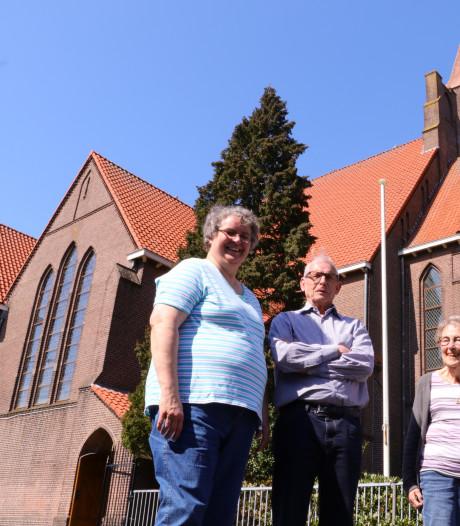 Brok in de keel in Utrechtse Sint Gertrudiskerk: eerste Pasen zonder mis