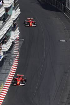 Wolff: Overwinning Vettel geen truc van Ferrari