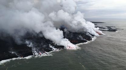 Geen rust voor Hawaii: Kilauea spuwt weer lava