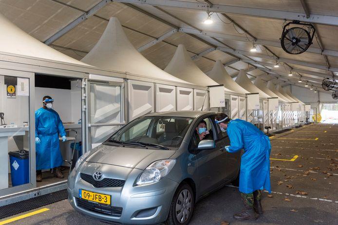 Opening XL-testlocatie Eindhoven