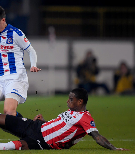 PSV'er Pablo Rosario over de veerkracht van PSV: 'We blijven altijd in elkaar geloven'