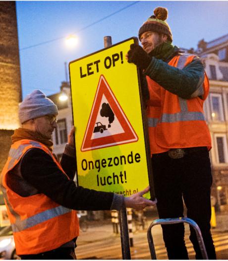 Actie 'Let op! Ongezonde lucht' vanaf half mei in Breda