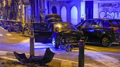 Politieachtervolging in Schaarbeek eindigt in ongeval