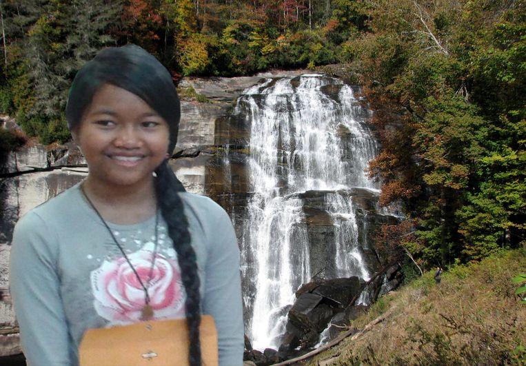H'Money Siu kwam donderdag bij de Rainbow Falls om het leven.