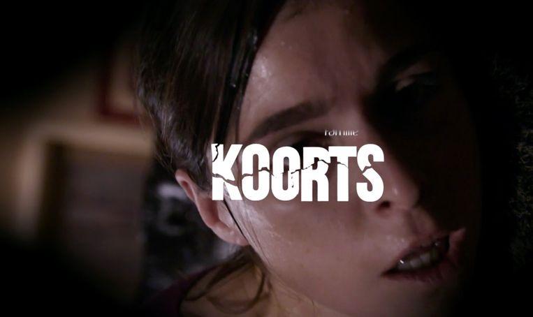 'Koorts' is de nieuwe miniserie van 'Familie'.