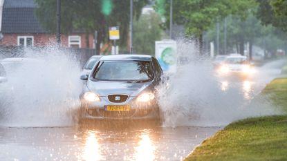 Noorden van Nederland kampt met wateroverlast