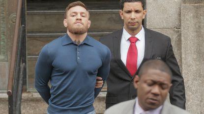 Conor McGregor breekt stilte met cryptische boodschap