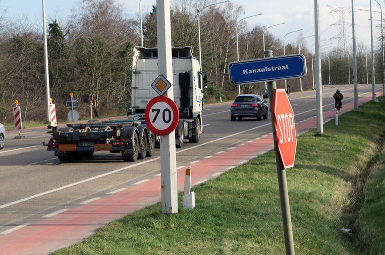 De Ringlaan in Herentals.