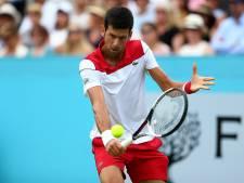 Djokovic begint uitstekend aan grasseizoen